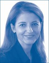 Fig. 2 – Julie Brousseau, directrice de production, Service de sous-titrage, Reconnaissance de la parole (CRIM).