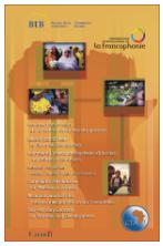 Photo de la page de présentation du Lexique panafricain de la femme et du développement